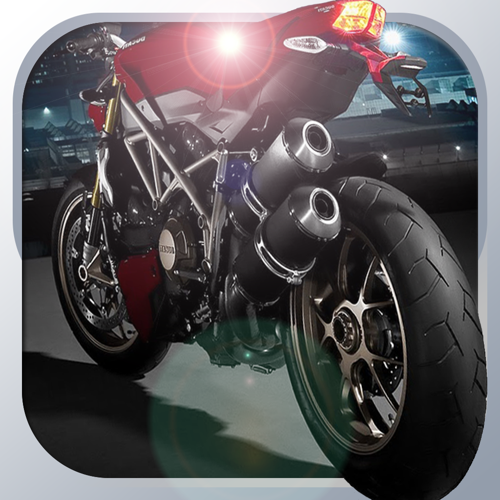 AAA Best Street Bike Motorcycle Highway Race Chase Police to Escape - FREE Racing Games